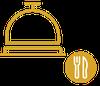 Icono categoría Gastronomía